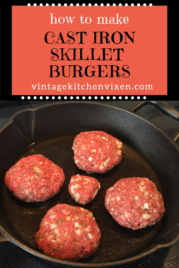 Photo of Learn how to make juice homemade burgers from scratch. This …