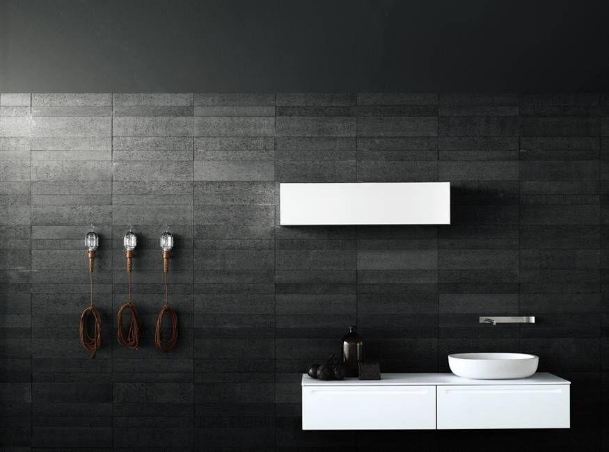Boffi cassettoni e bacino appoggiato tondo bagno vanemichi
