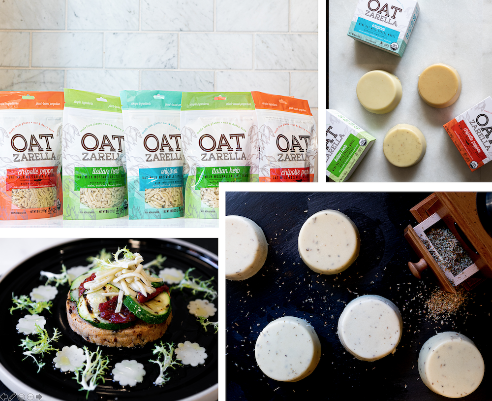 Our Incredible Oat Milk Cheeses Are One Of A Kind Always Organic Always Free Of Top 8 Allergens Alwa In 2020 Food Allergy Mom Dairy Free Cheese Cheese Alternatives