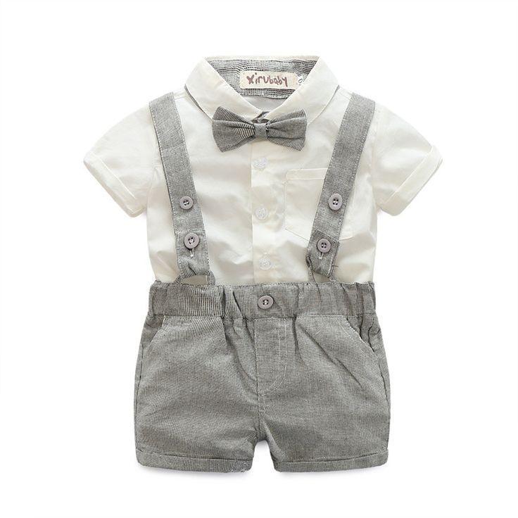 d150205d2986 2016 summer style baby boy clothing set newborn infant clothing 2pcs ...
