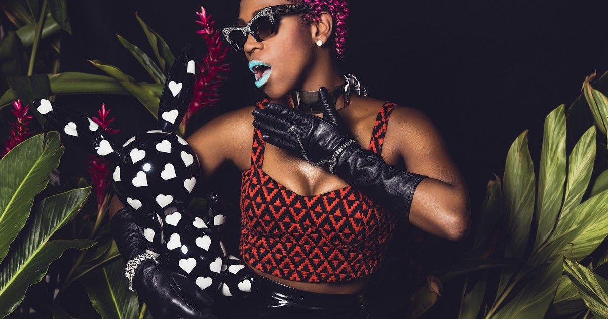 'Não gosto de mesmice', diz Karol Conka sobre produção de 2º álbum