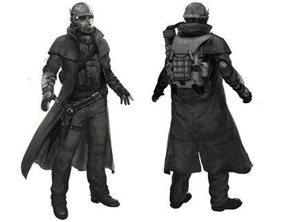 fallout character art - Google Search