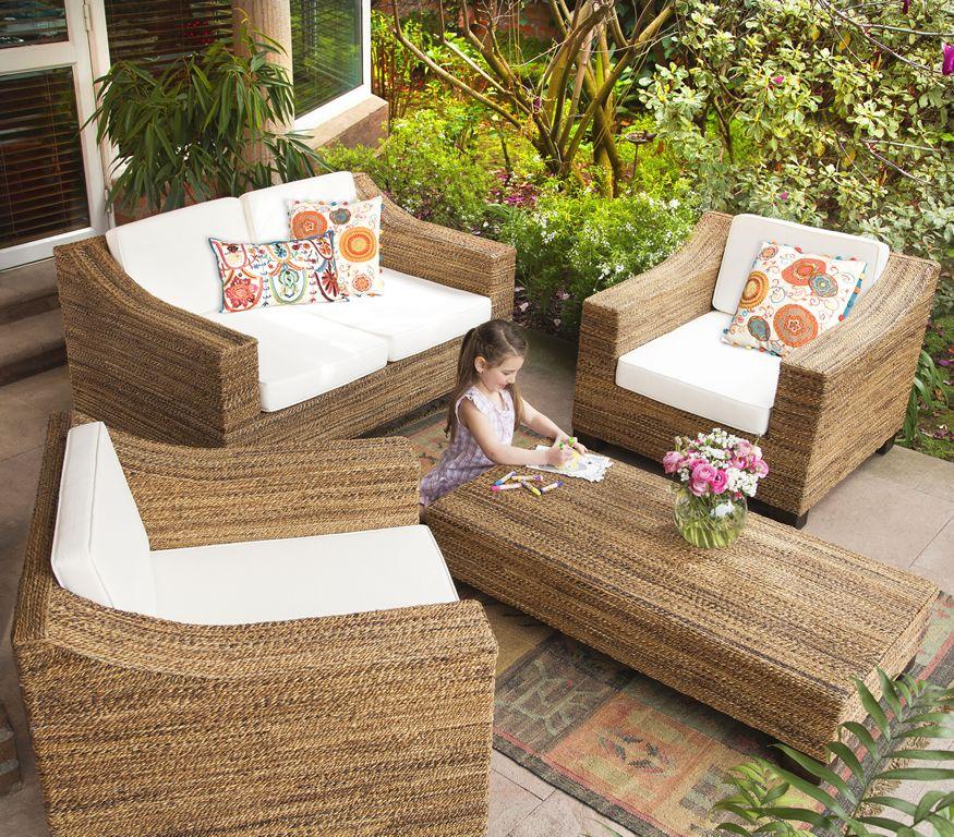 Pin De Brenda Prudencio En Outdoors Terrazas Muebles De