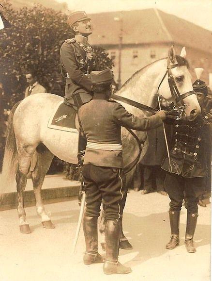 Wwi 1918 Zagreb Kralj Aleksandar I Ilica Ulazak Srpske Vojske Serbia Eastern Europe Militaria