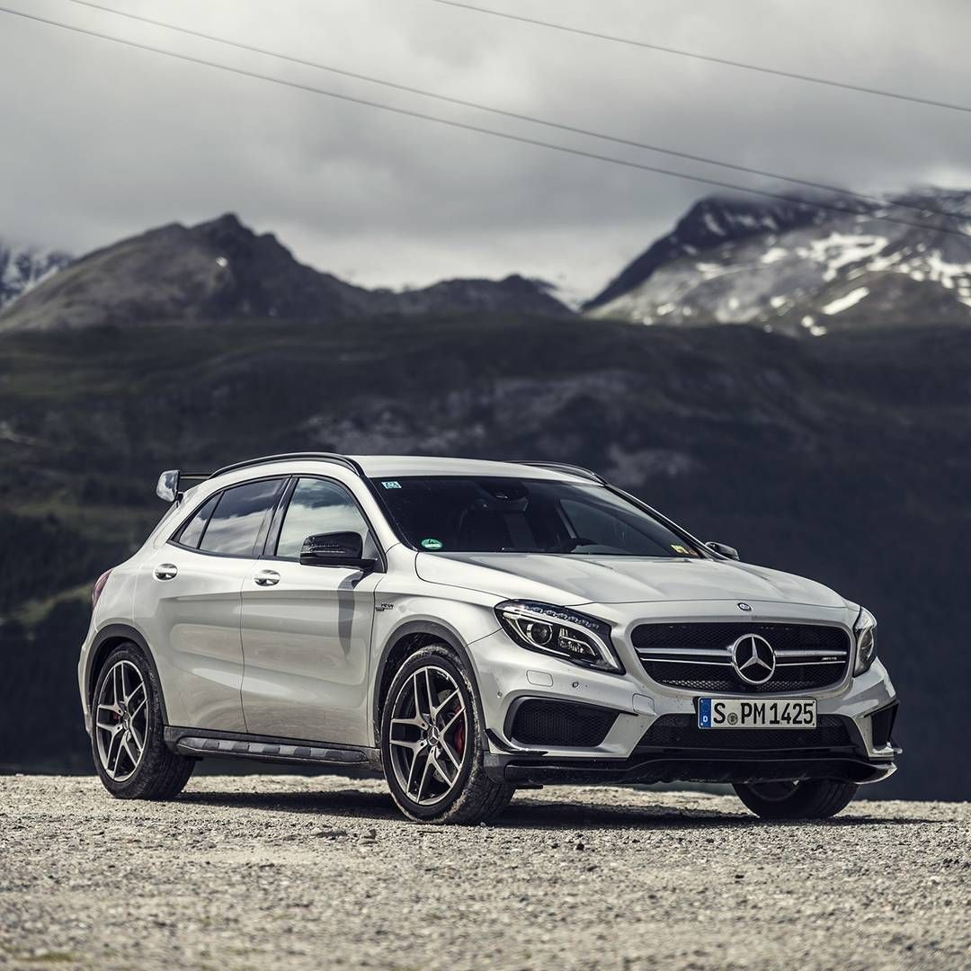 The Steady Stance Of Mercedes Amg Gla 45 Photo By Gfwilliams