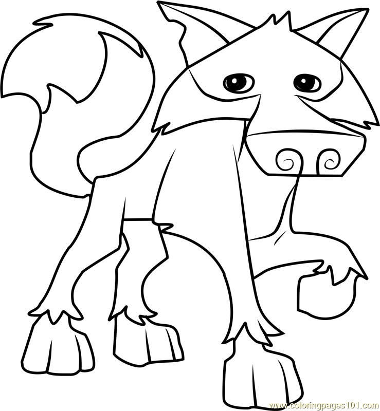 Image Result For Animal Jam Coloring Pages Zebra