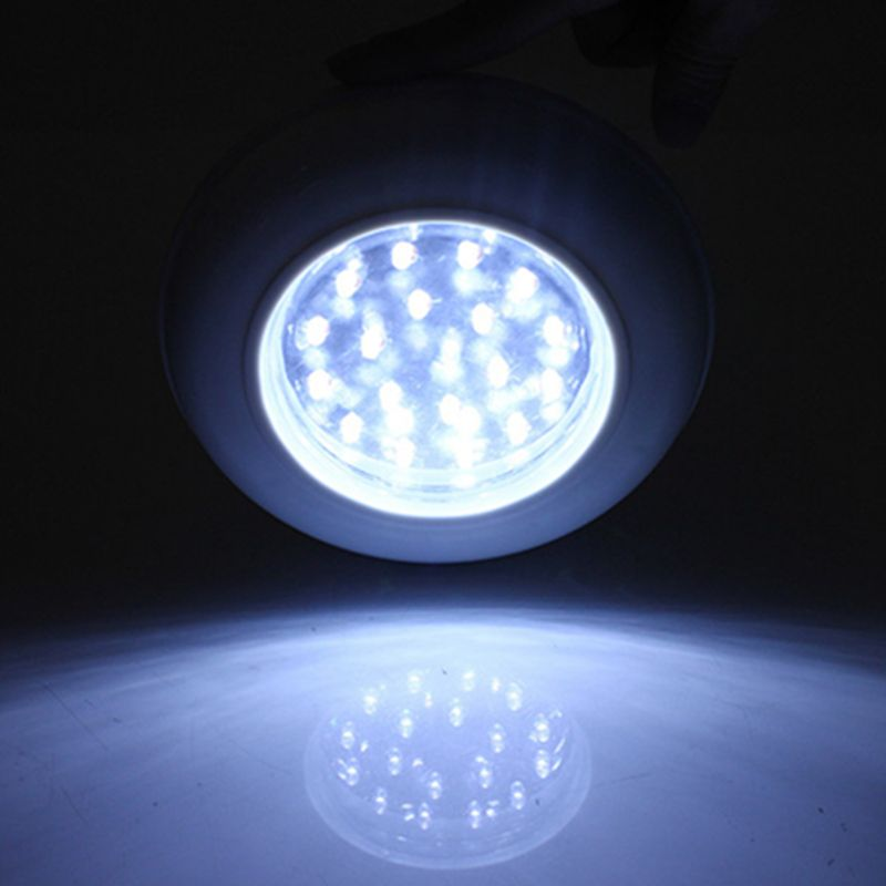 High Quality Battery Operated Ceiling Light 18 Led Wireless Cordless Ceiling Wall Light Remote Control Switch Stair Closet Lamp Ceiling Lights Wall Lights Lamp