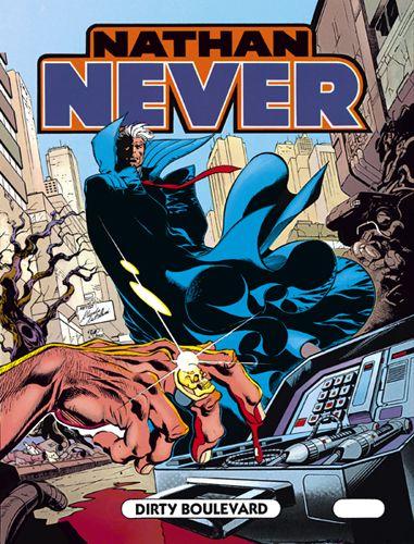 Nathan Never n 32 Claudio Castellini