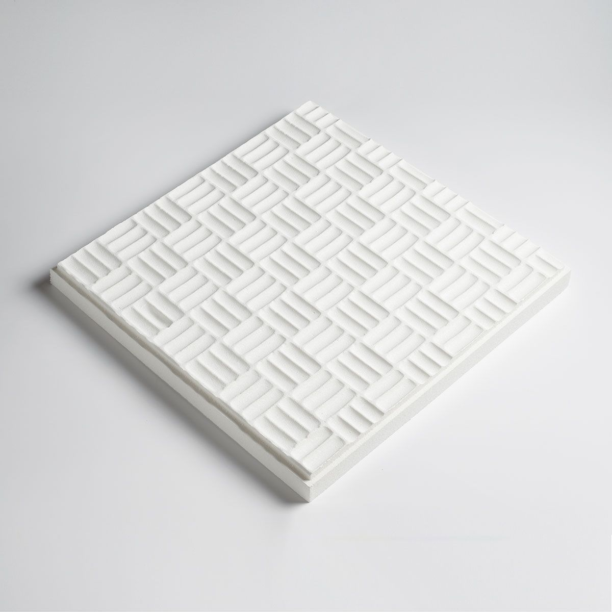 Ceiling Tiles Used In Every Space In The Building Sonex Harmoni