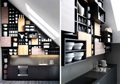 Einrichtungsbeispiele zur Ikea-Küche \ - schöner wohnen küchen