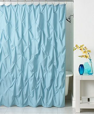 Park B Smith Pintuck Shower Curtain From Macy S For