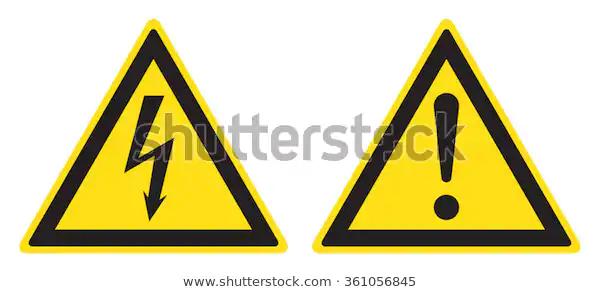 Electrical Hazards Symbols Hazard Symbol Safety Prescription Safety Glasses