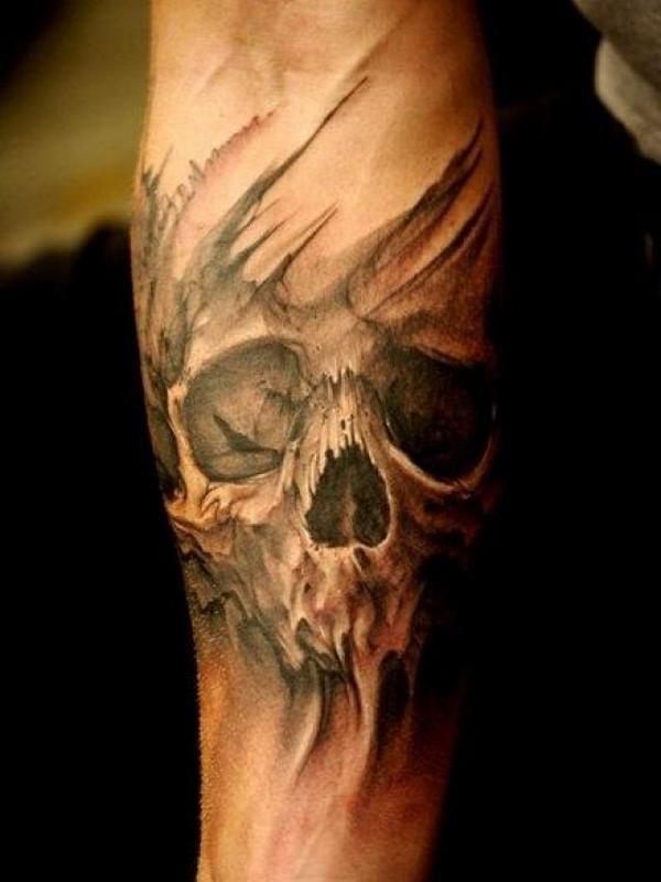 6b9421603622d 40 Best Sugar Skull Tattoo Designs , Menings For Men and Women ...