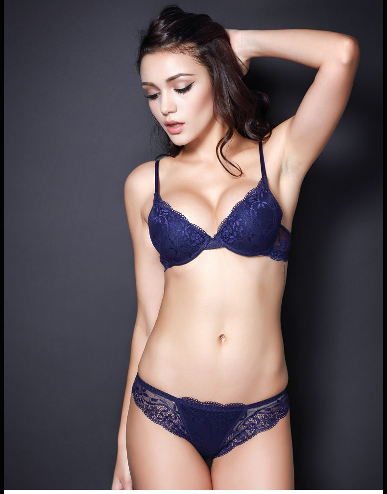 Aliexpress.com : Buy Underwear Bras Push Up Bra Sexy Lace Lingerie ...