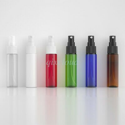 30ml 1 Oz Empty Pet Mist Sprayer Pump Spray Bottles Perfume Travel Containers In 2020 Spray Bottle Travel Container Bottle