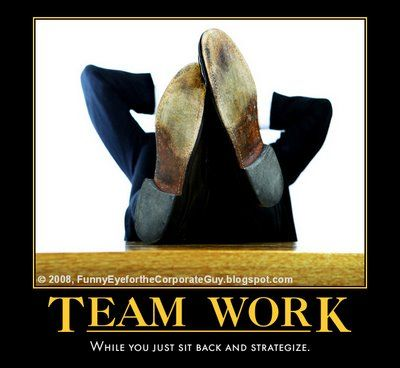 Team Work While You Just Sit