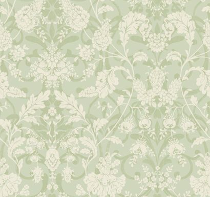 Floral Damask wallpaper by York Wallcoverings