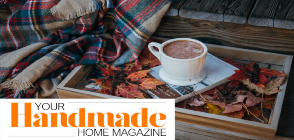 Your Handmade Home is filled with relevant articles on decorating ...