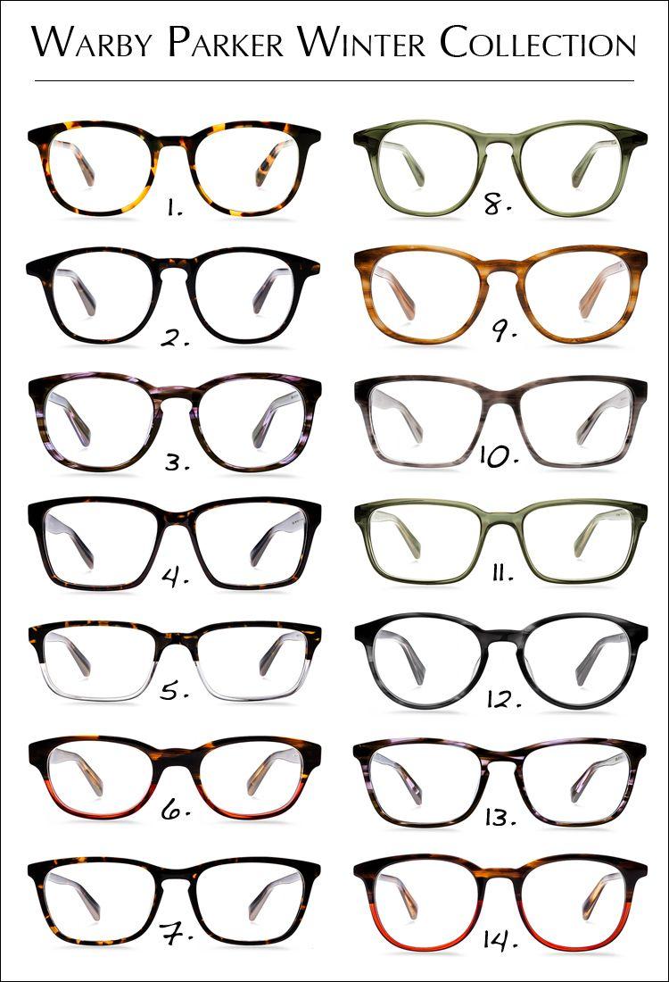 Warby Parker Winter Collection | Style | Pinterest | Lentes, Lentes ...