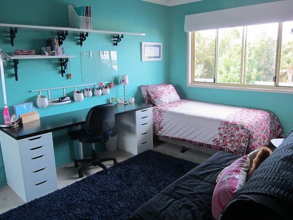 The 25 best Teen bedroom desk ideas