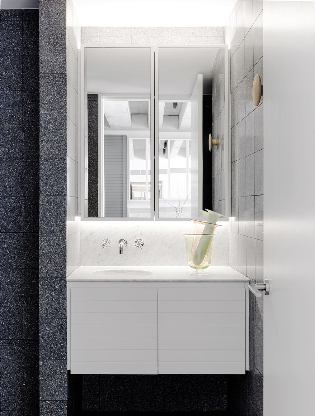 41 Birmingham Street bathroom vanity. | Residential | Pinterest ...
