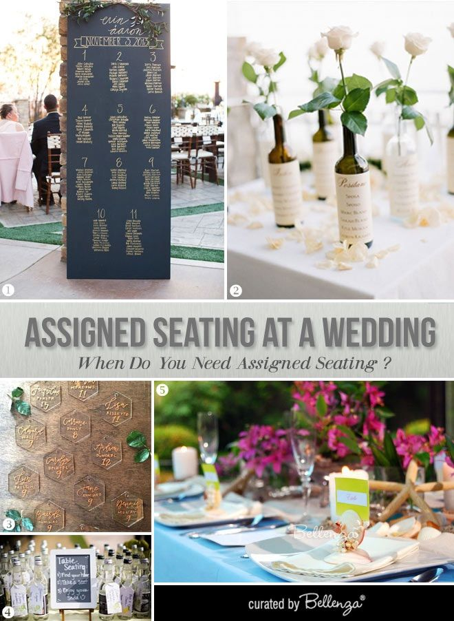 When Do You Need Assigned Seating At A Wedding Unique Weddings