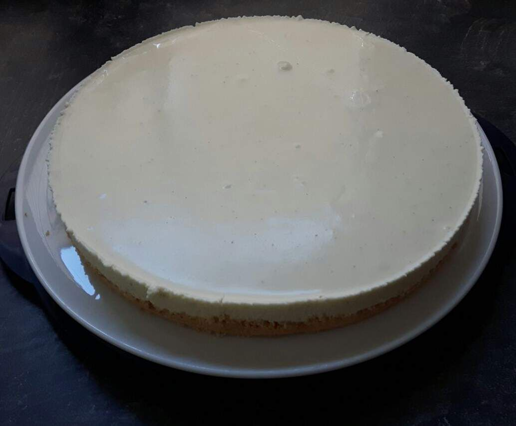 Rezept Variation von Frischkäse-Torte: light Version von Hdi - Rezept der Kategorie Backen süß