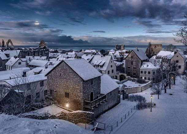 nordic beauty visby