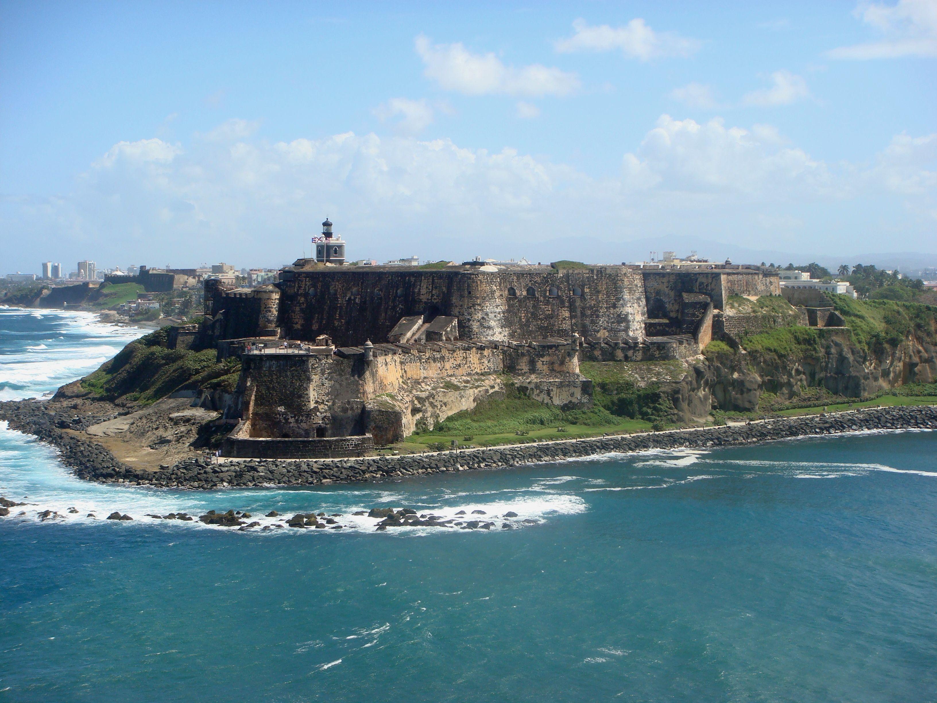 Old San Juan Pr Gan Deep Caribbean Cruise With Amy As