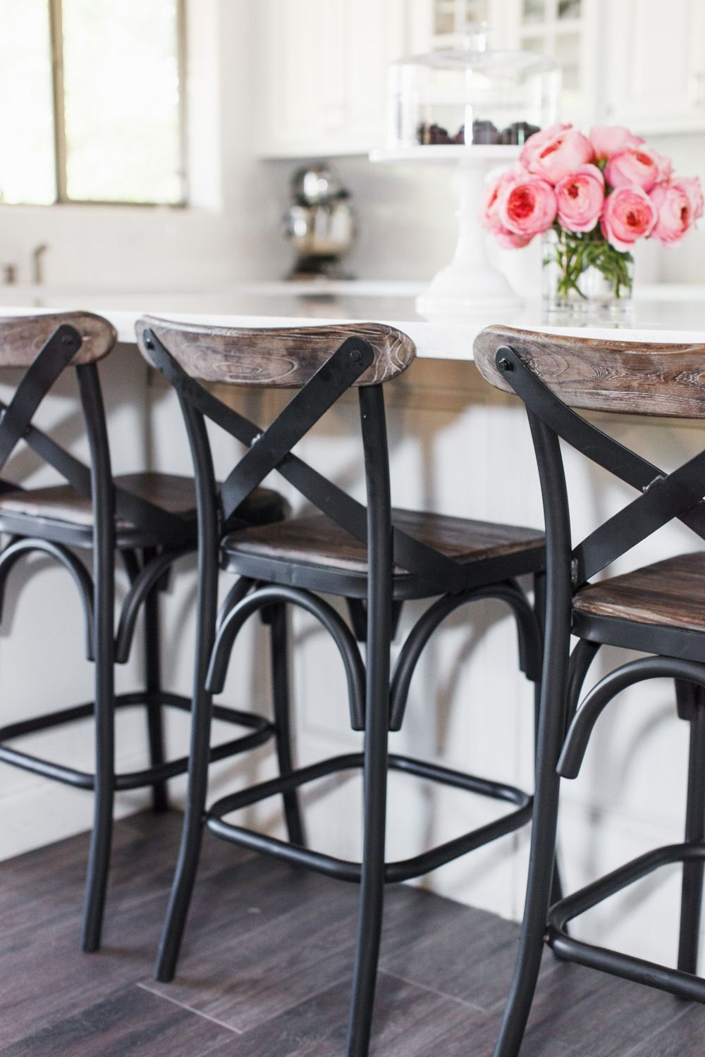 Awesome Farmhouse Kitchen Stools Stools For Kitchen Island