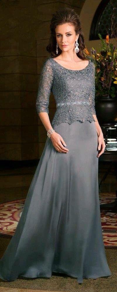 Pin de Lucia Castaño en Vestido madrina   Pinterest   Vestidos para ...