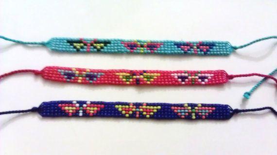 Boho Hippie Beaded Friendship Bracelets $12