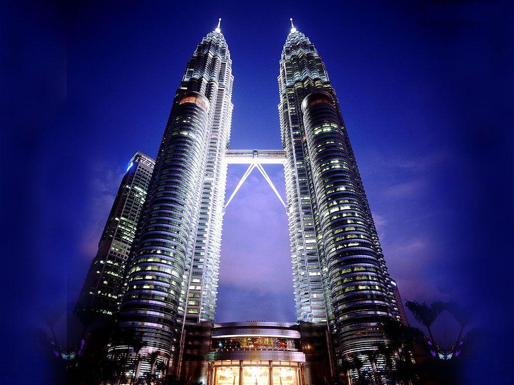 Petronas Towers Petronas Towers Kuala Lumpur Malaysia Tour
