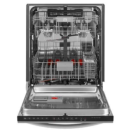 Kenmore Dishwasher Reviews >> Kenmore Elite 24 Built In Dishwasher Stainless Steel 5