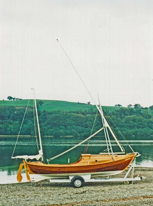 A-Frame Mast - Page 2 - Boat Design Forums | Boat Stuff | Pinterest ...