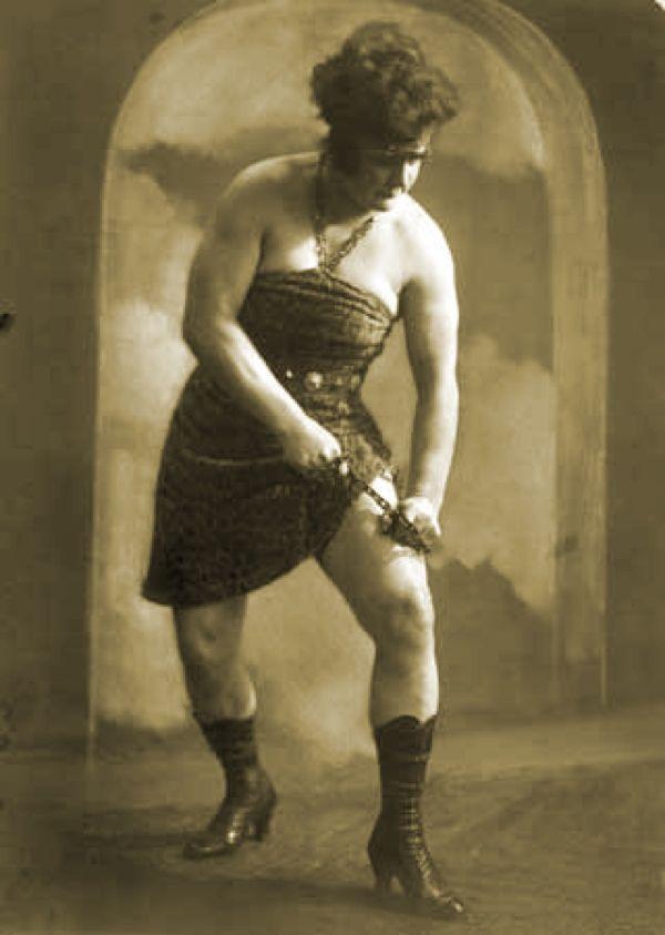 Top 10 Old Time Amazon Women Body Building Women Strong Women