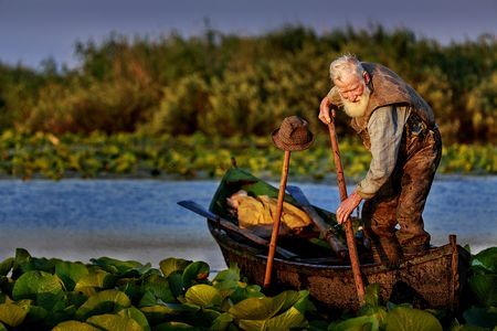 the old fisherman Photo by Sorin Onisor -- National Geographic Your Shot