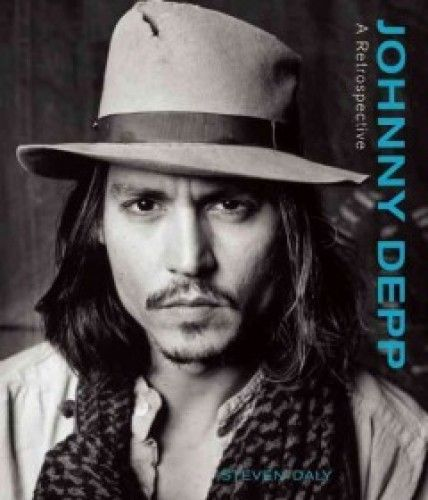Johnny Depp: A Retrospective (Hardcover) Book | - TCM Shop