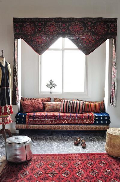 Etnisch interieur - Woontrendz | live | Pinterest | Boho decor ...
