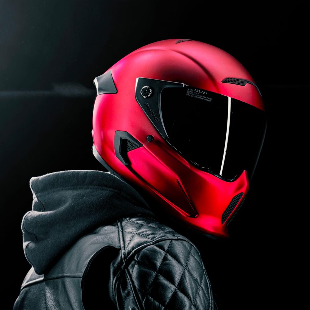 Atlas 1.0 Crimson Motorcycle helmets, Helmet, Ducati