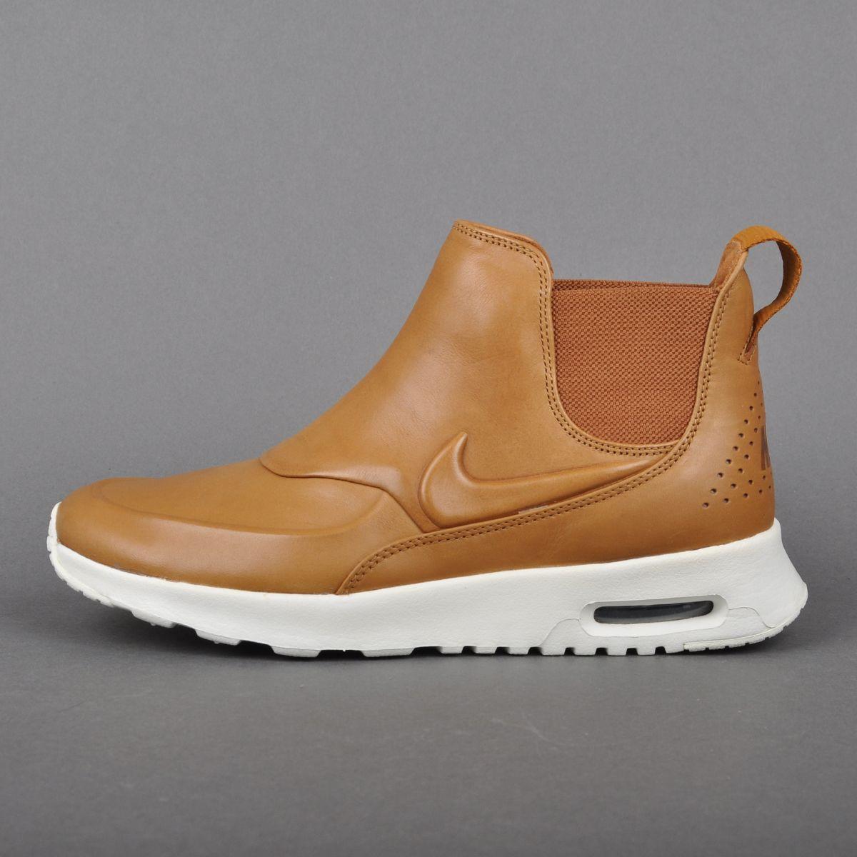 Nike Air Max Thea Mid, ale brown sail | Wooowww | Nike air