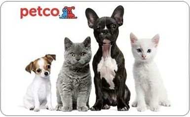 Buy A Petco Gift Card From Dlyte And Shop For Products For Dogs