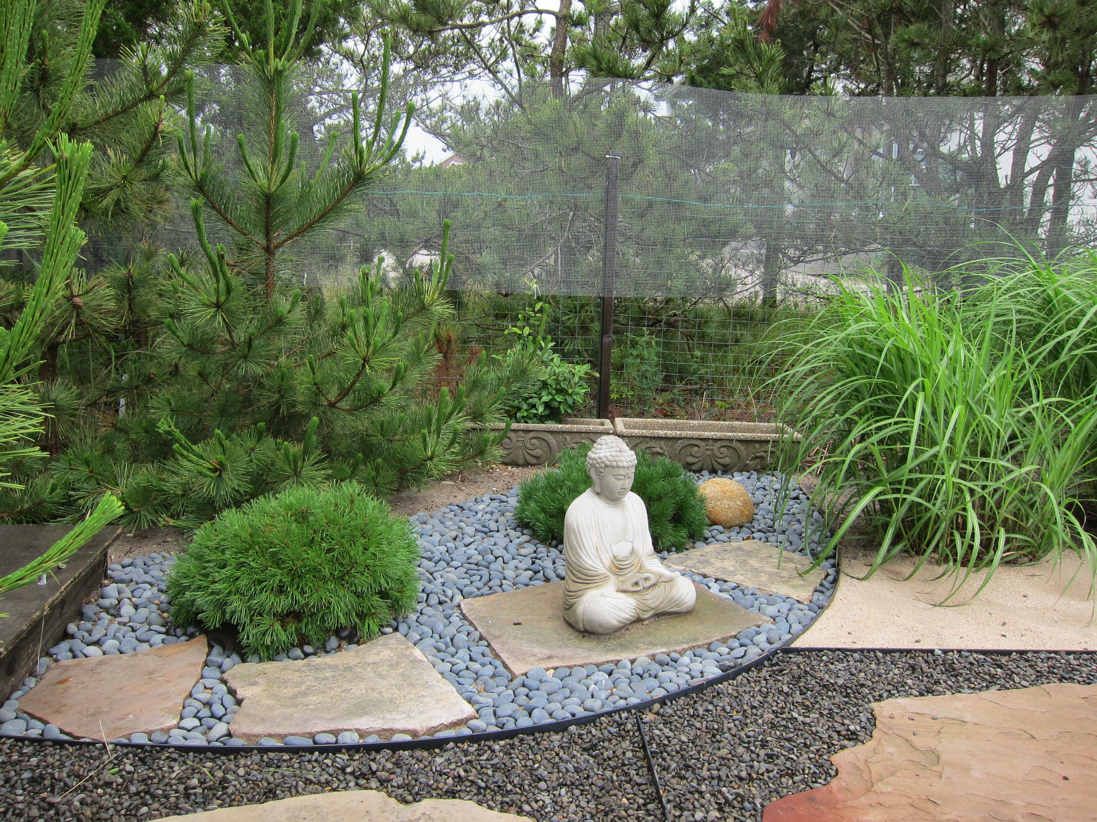 Meditation Garden By Www Naturalconnectioneastend Com Zen Garden