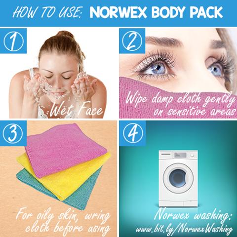 norwex makeup remover cloth Google Search Norwex