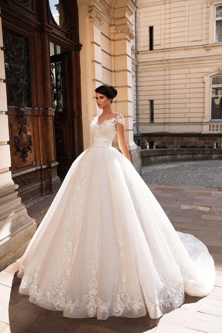 Traum Hochzeitskleider Luxus  Hochzeitskleid, Brautkleider 11
