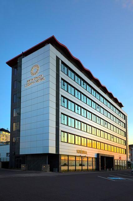 Hotel Reykjavik Iceland Cachos E Outras Ondas