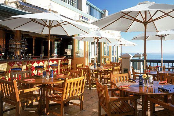 Monterey Restaurants Dining Monterey Plaza Hotel Spa