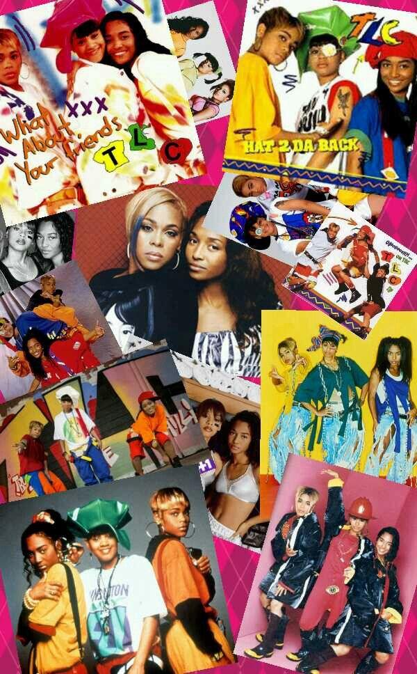 TLC Collage Tlc, Hip hop artists