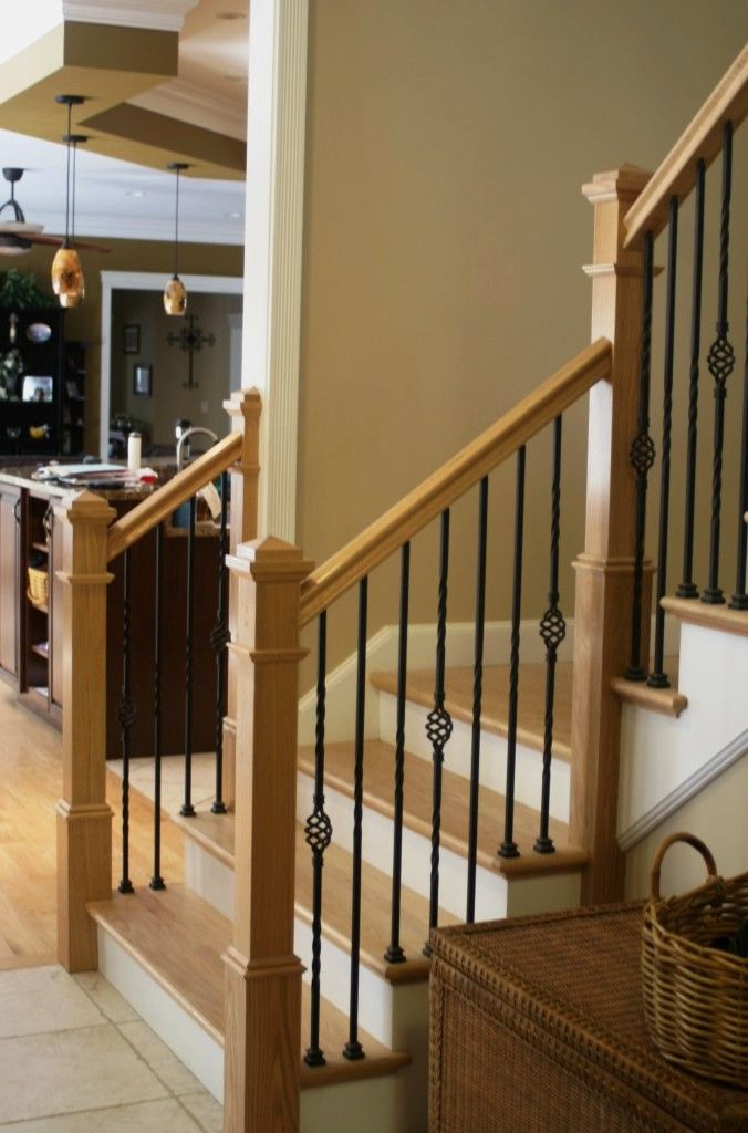 Decorative Stair Posts Photos Yahoo Search Results Wrought