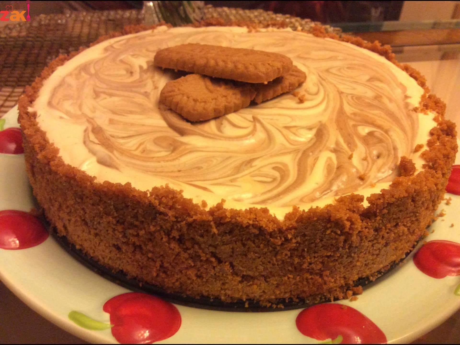 تشيز كيك اللوتس لأصحاب الذوق الرفيع زاكي Yummy Cakes Food Cake Business